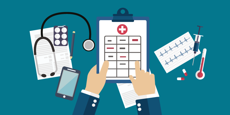 Nursing best practice for healthcare document management